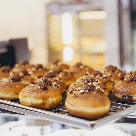 Orange, Australia: Ferro No Share Doughnuts.. You'd be nuts to say no