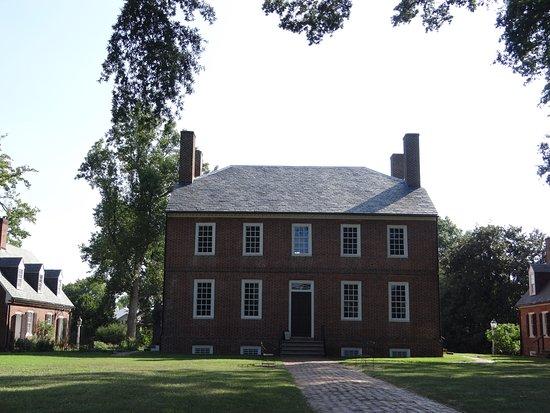 Fredericksburg, Virginie : thank you Fielding and Betty Lewis