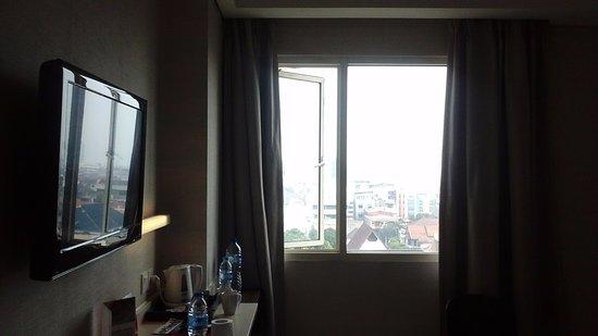 favehotel Tanah Abang - Cideng: pemandangan dari kamar