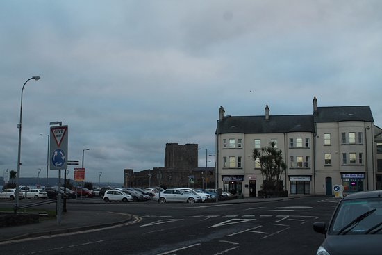 Carrickfergus, UK: Castle.