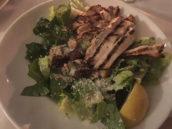 Vancouver, WA: Chicken Caesar Salad