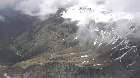 Franz Josef, New Zealand: Helicopter Line - Fox Glacier