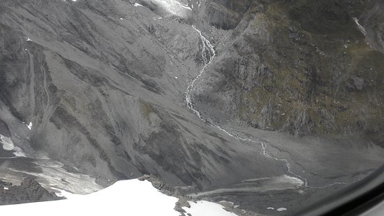 Franz Josef, New Zealand: Helicopter Line - Fox Glacier