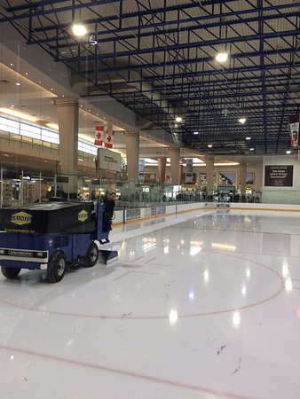 Cambridge, Kanada: Zamboni