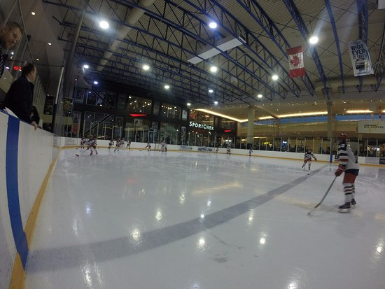 Cambridge, Kanada: Rink