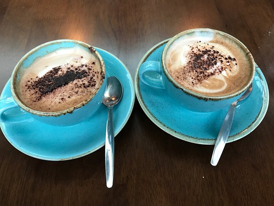 Byward Kitchen and Bar: Coffee was delicious