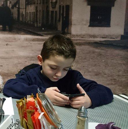 Ньюмаркет-он-Фергус, Ирландия: Breakfast