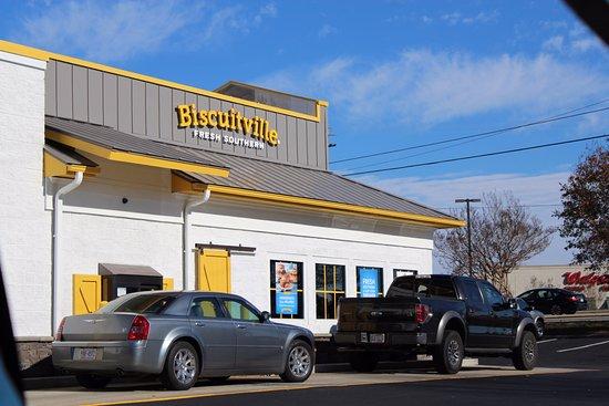 Mebane, NC: drive through