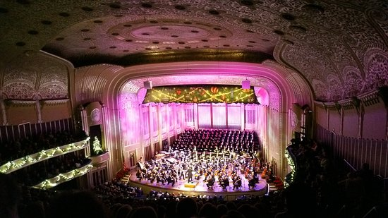 Cleveland Orchestra at Severance Hall: 20161210_144025_large.jpg