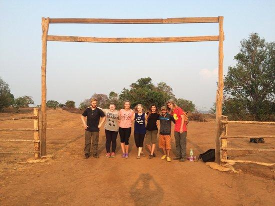 Sen Monorom, Kamboçya: To new friends