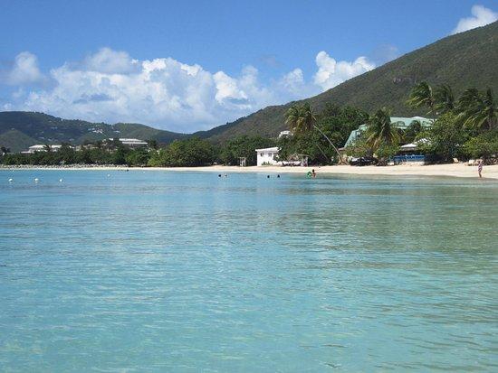 Island Beachcomber Hotel: Emerald beach