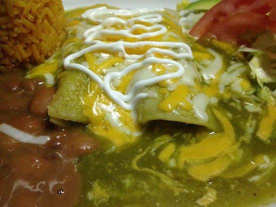 Plainville, CT: El Paso Mexican Restaurant