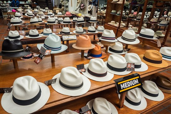 334b5b10 Free Walking Tours Cuenca: A local Panama Hat (which originated in Ecuador)  factory