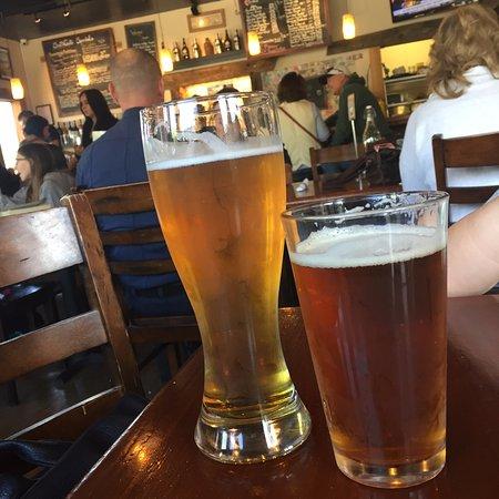 Oakhurst, CA: Couple of brews!