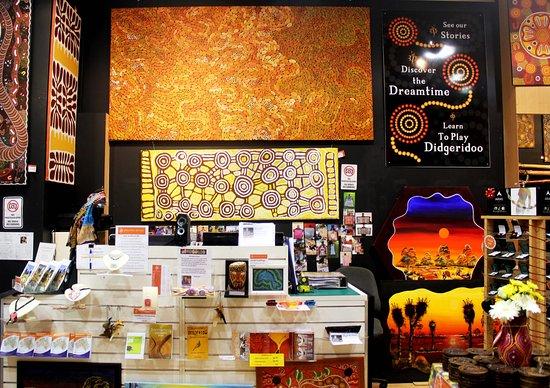 Creative Native Aboriginal Art Gallery