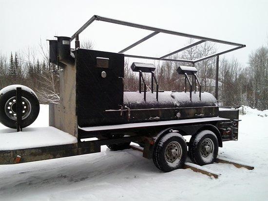 Timmins, Kanada: Get Ribbed Smokehouse & BBQ Pit