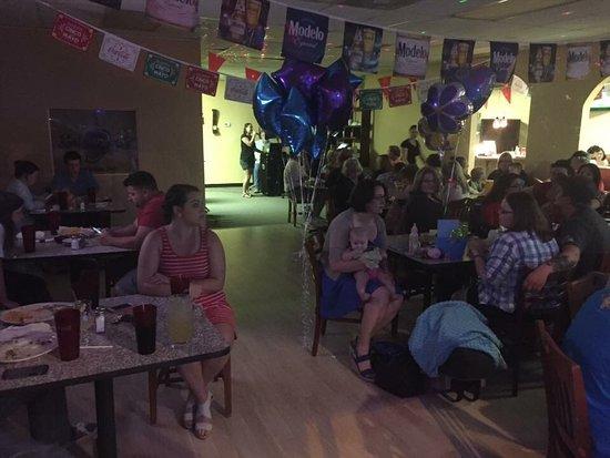 Woodstock, Georgien: Habanero's Taqueria