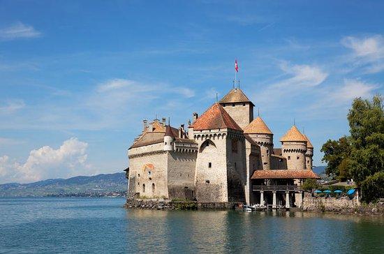 Montreux und Château de Chillon...