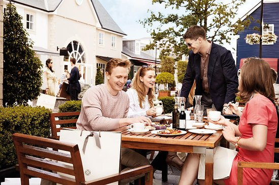 Kildare Village Shopping Trip from...