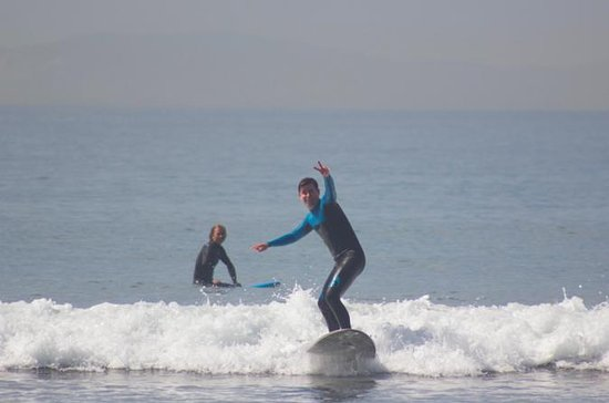 Laguna Beach Beginner Surf Lesson