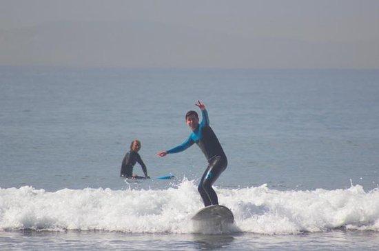 Laguna Beach Beginner Surf lesson