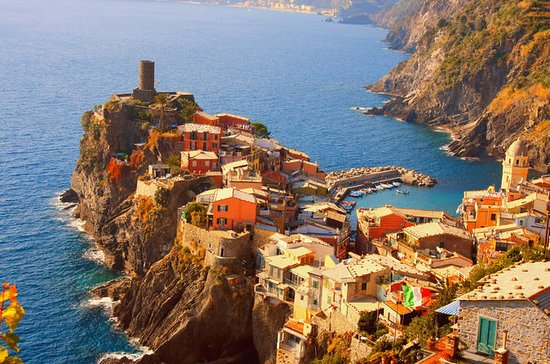 Town-Hopping in Cinque Terre Day Trip