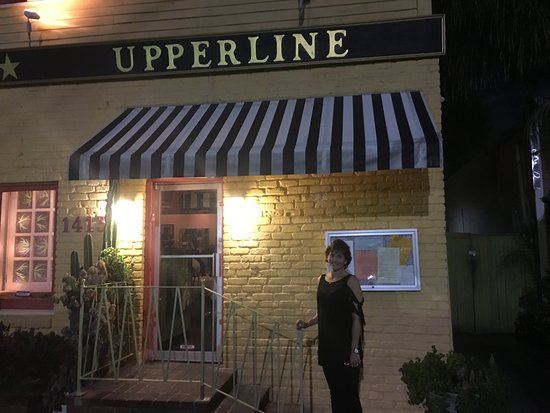 Upperline Restaurant: Restaurant entrance