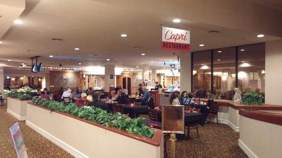 Restaurant Entrance Picture Of Capri Italian Restaurant