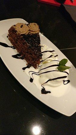 Eccles, UK: Dessert