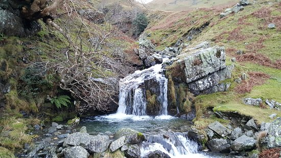 Cautley Spout Waterfall