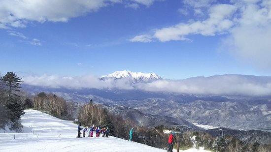Kiso Fukushima Ski Resort