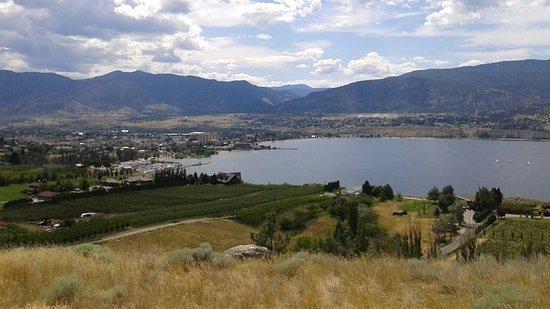 City of Penticton and Okanagan Lake