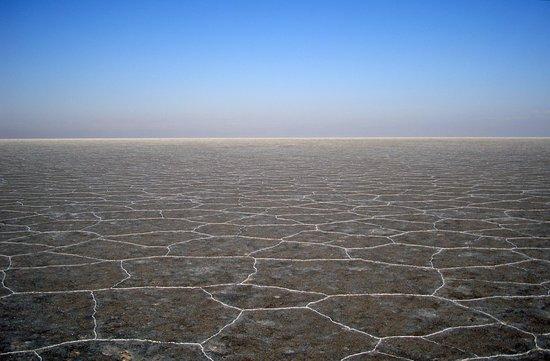 Damghan, إيران: Haj Ali Gholi desert
