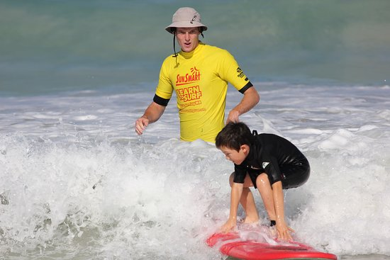 Surfing WA Surf School