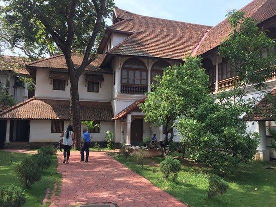 Puthenmalika (Kuthiramalika) Palace: photo2.jpg