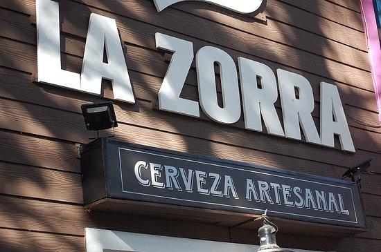 LA ZORRA - Taproom Photo
