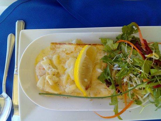 Hope Island, Avustralya: Seafood Crepe