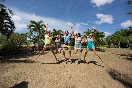 Phan Thiet, Vietnam: С друзьями на йогу
