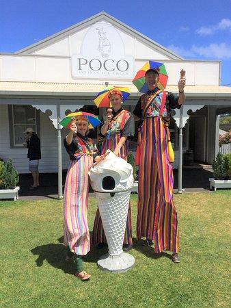 Port Fairy, Australia: Fun at the Moynyana Festival