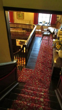 Chettle, UK: Castleman Hotel and Restaurant