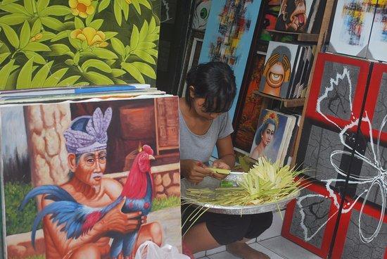 great market - Review of Kuta Art Markets, Kuta, Indonesia ...