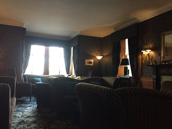 Sleat, UK: Sitting room