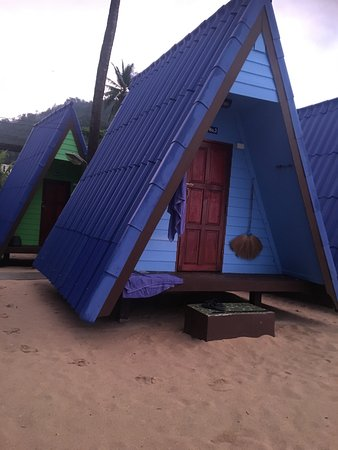New Hut Bungalows Picture