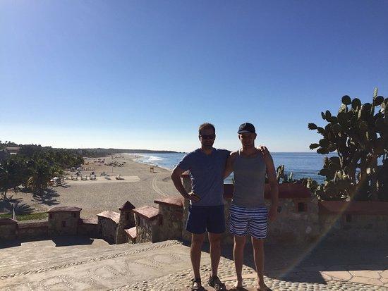 Hotel Santa Fe Zicatela Beach Puerto Escondido