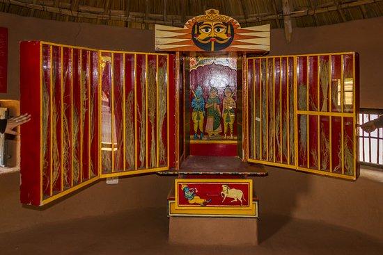 Arna Jharna: The Desert Museum of Rajasthan: Largest folding temple