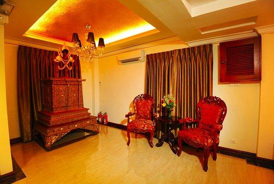 Interior - Picture of Union Square Hotel, Yangon (Rangoon) - Tripadvisor