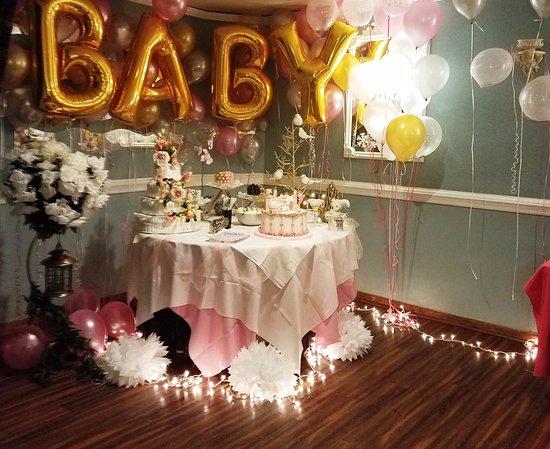 Caspiy Restaurant: Baby Shower