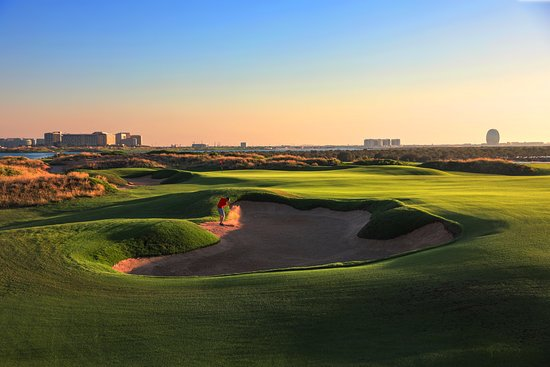 Yas Links Abu Dhabi: The 7th Hole