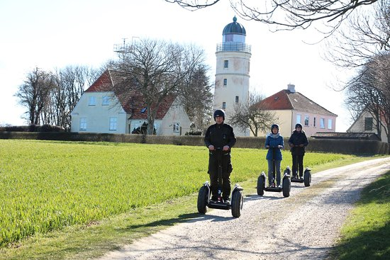 Sydals, Dinamarca: A guided tour on the Segway in southern denmark