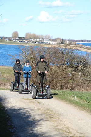 Sydals, Dinamarca: Guided tours in the beautifull landscape of south denmark/Kegnæs